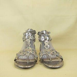 768764ba95c9 Sam Edelman Shoes - Sam Edelman Desi Gladiator Sandal Ankle Strap US 9